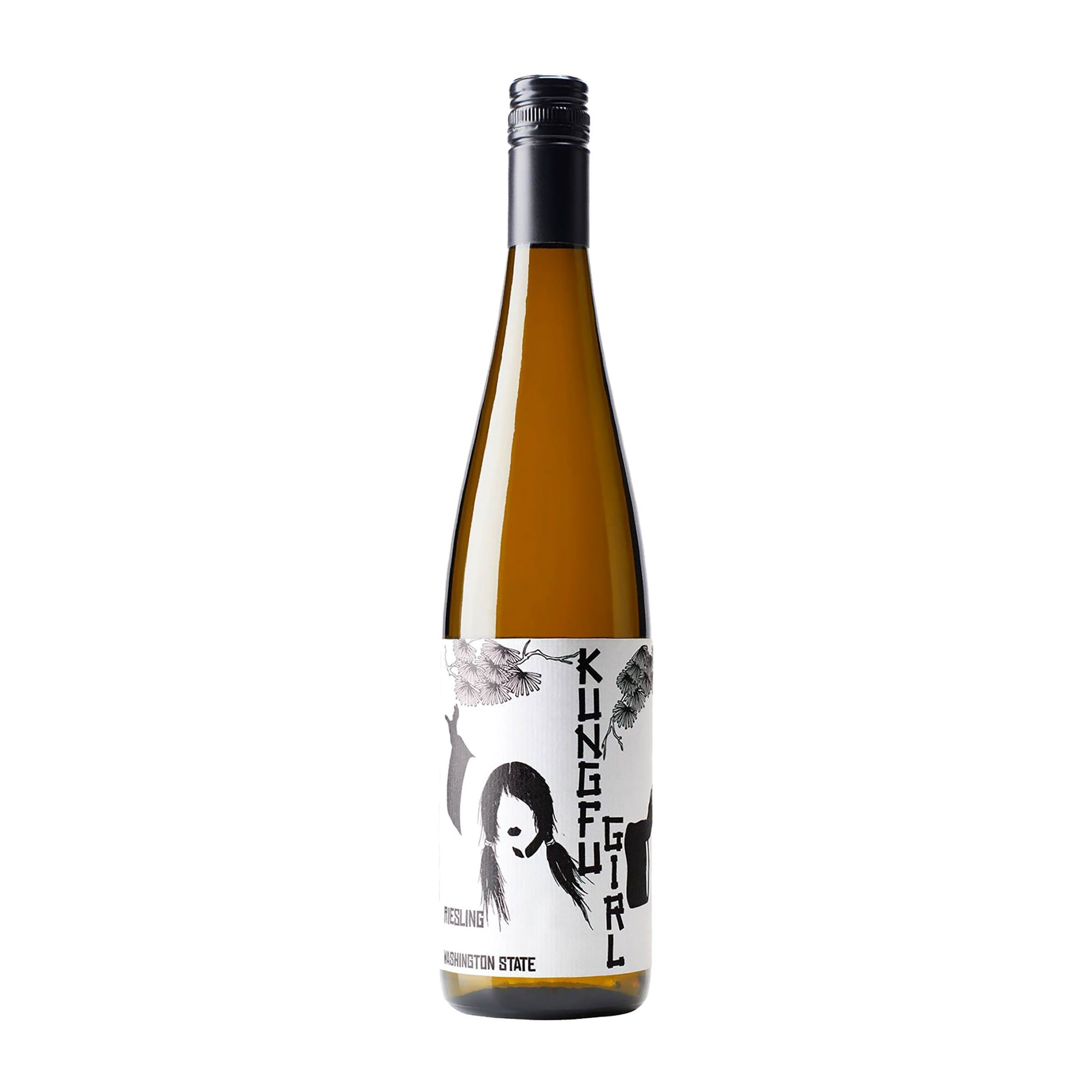 White Wine Kung Fu Girl Riesling 2018