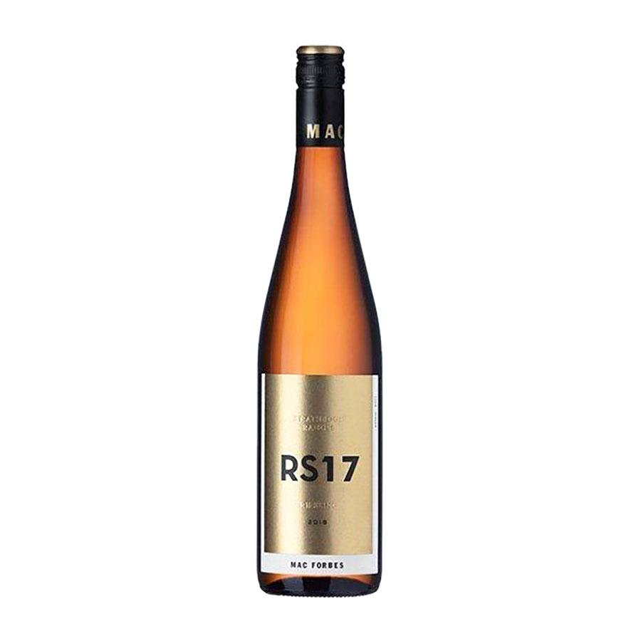 White Wine Mac Forbes RS17 Riesling 2018