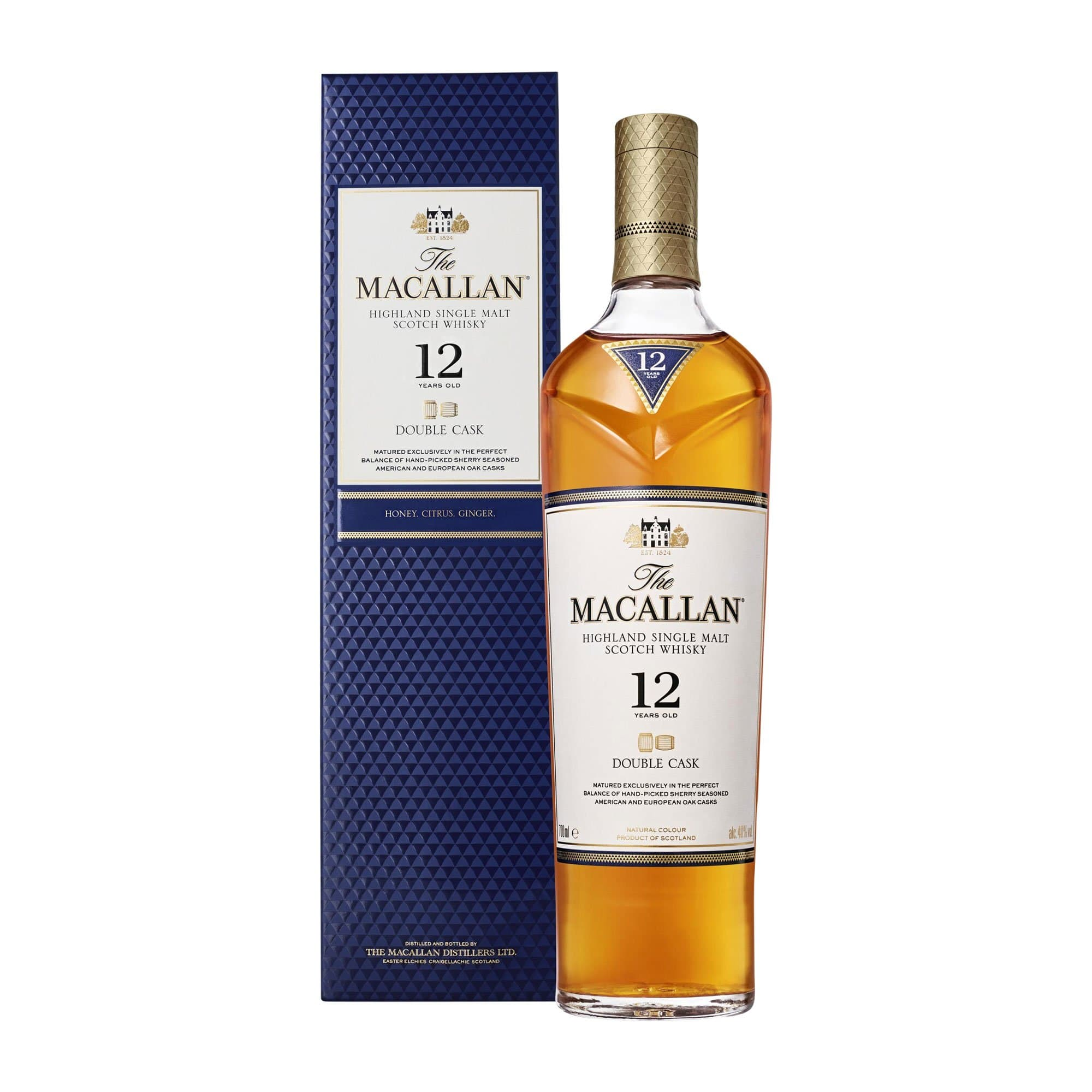 Spirits Macallan 12YO Double Cask (Gift Box)