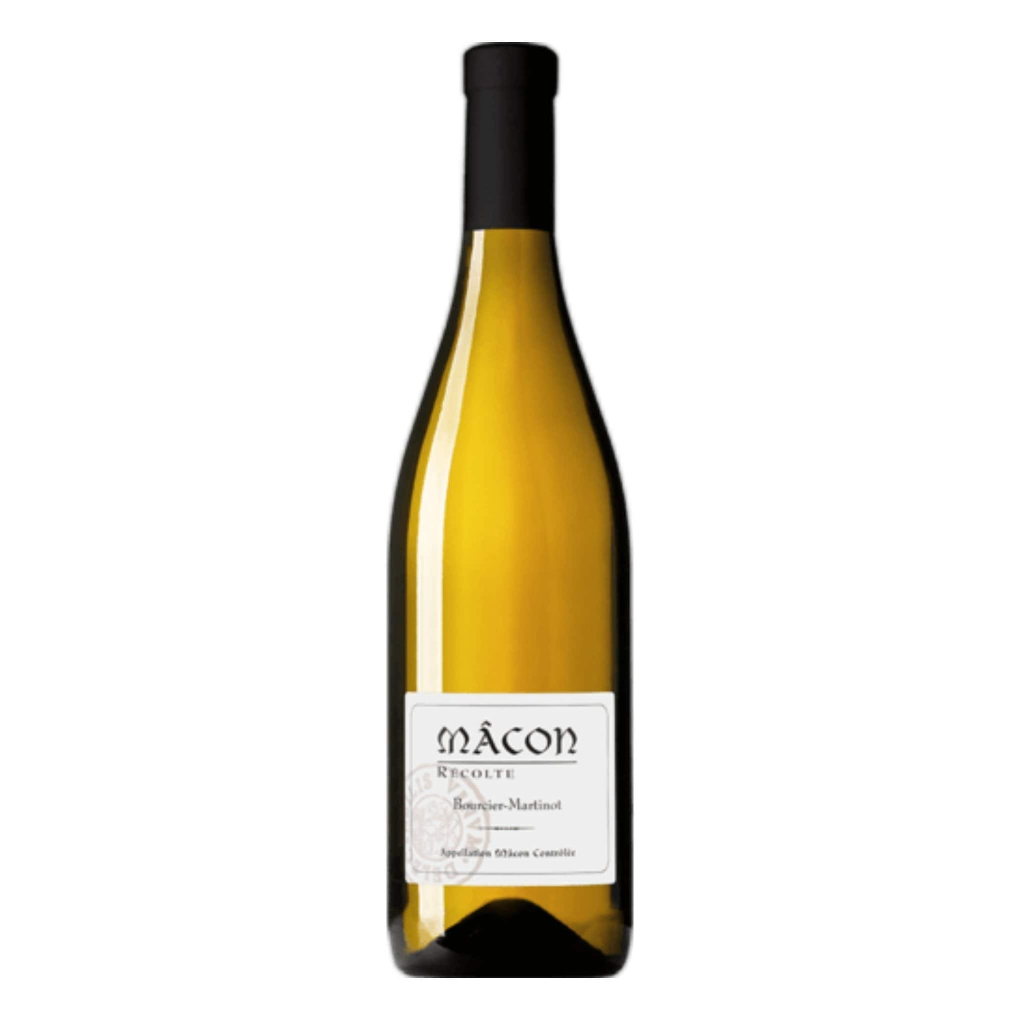 White Wine Mâcon Bourcier-Martinot 2018