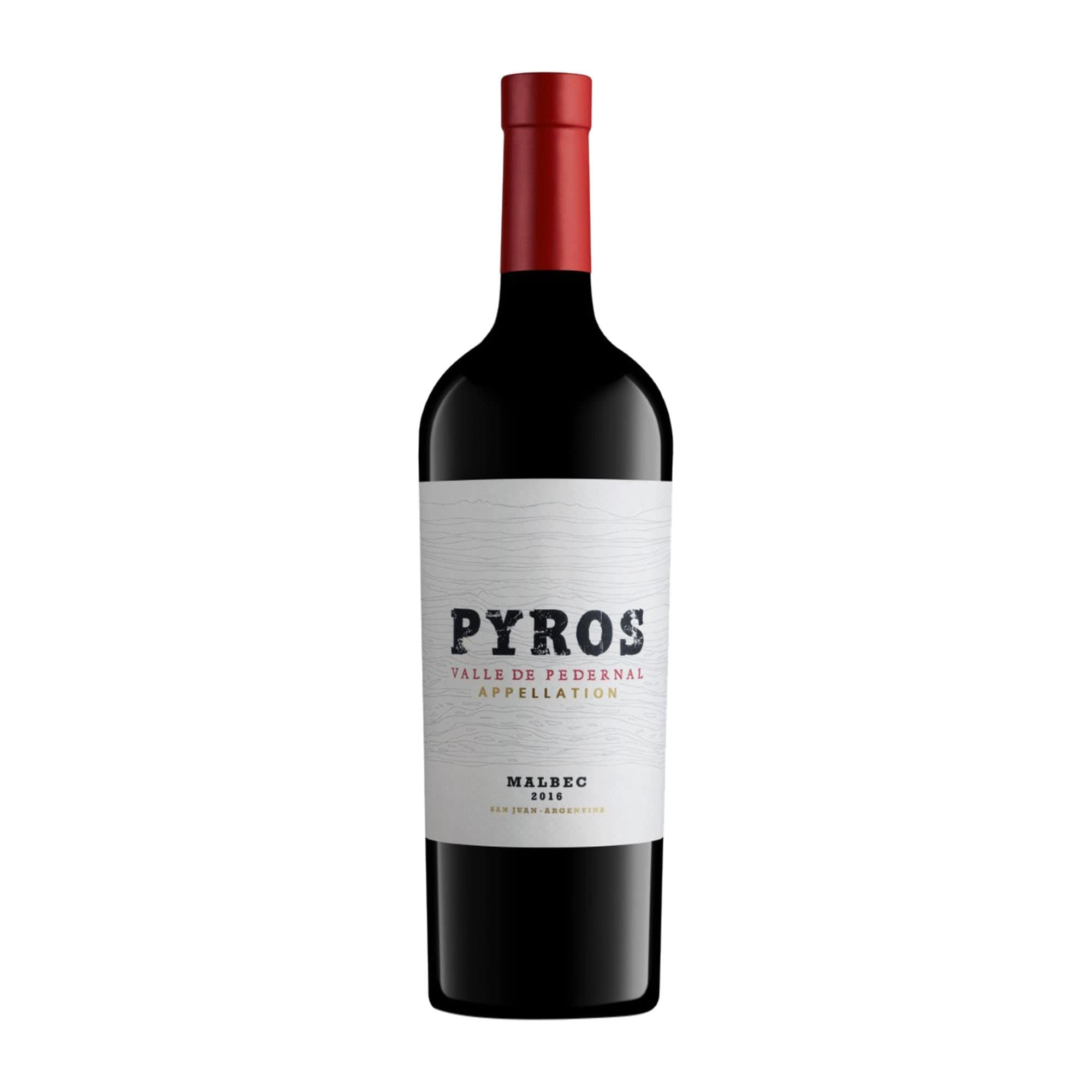 Red Wine Malbec Pyros 2016