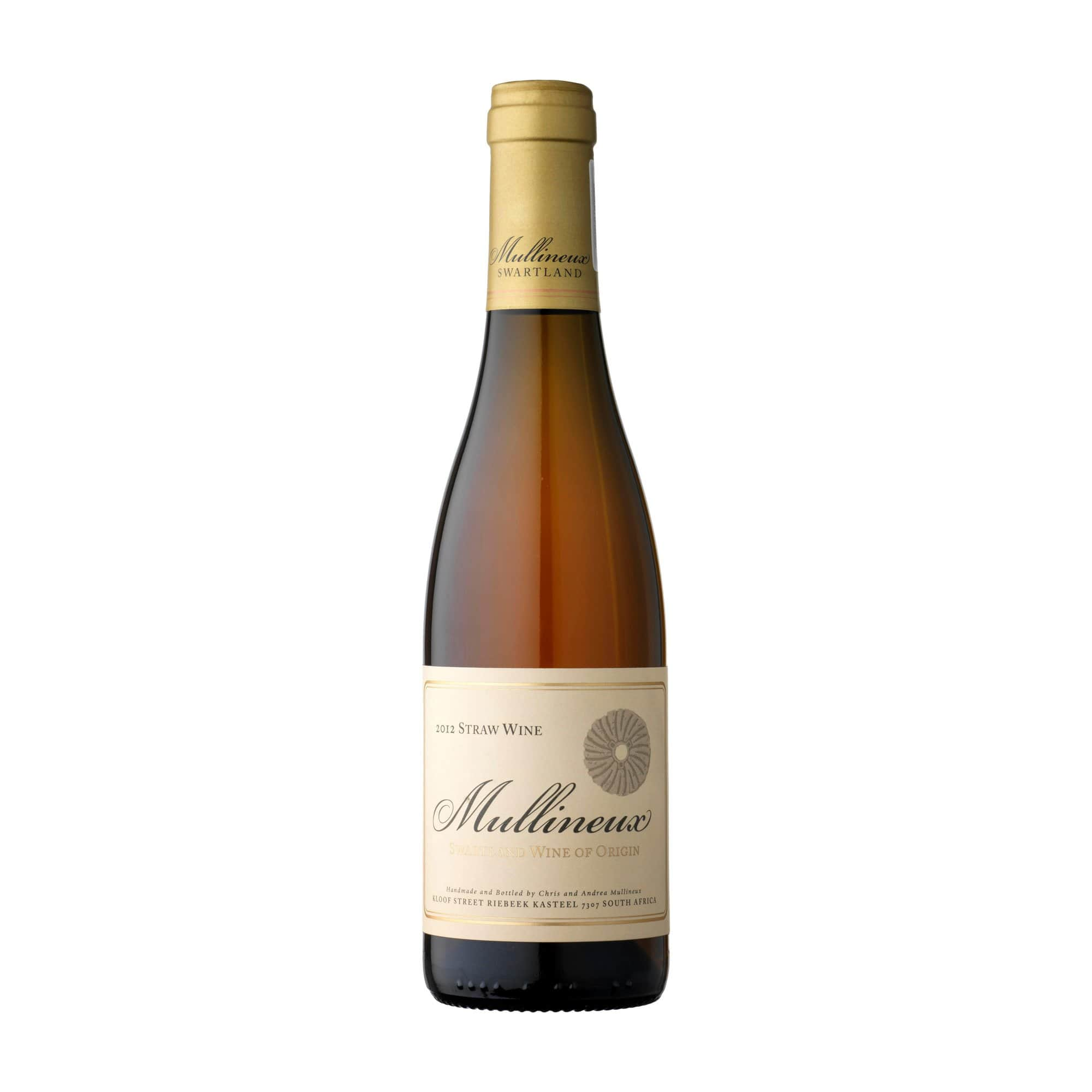 Sweet White Mullineux Straw Wine 2020
