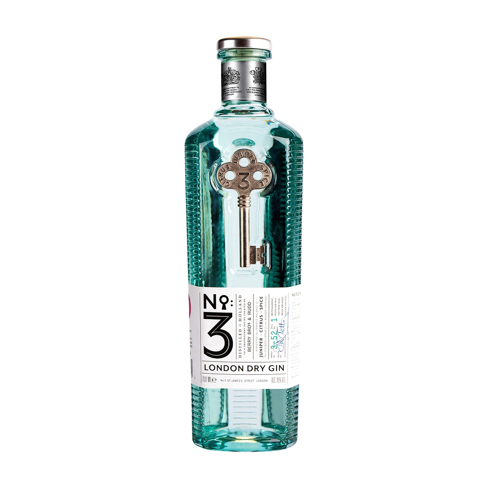 Spirits No.3 London dry Gin (4411835416599)