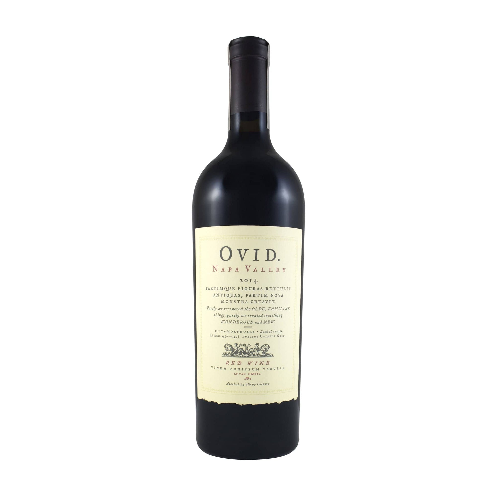 Red Wine Ovid 2014