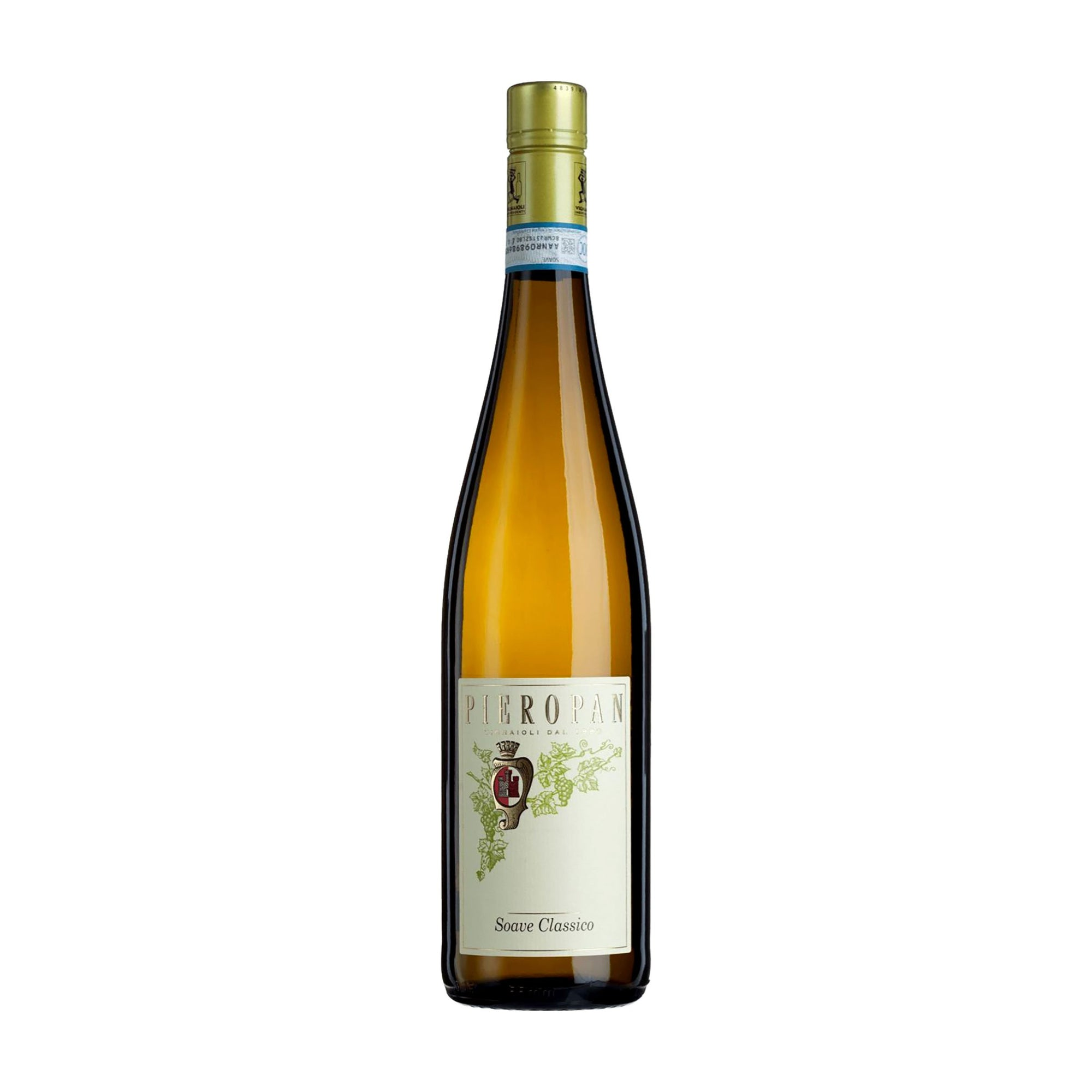 White Wine Pieropan Soave Classico 2018 (Half Bottle) (4387488268311)