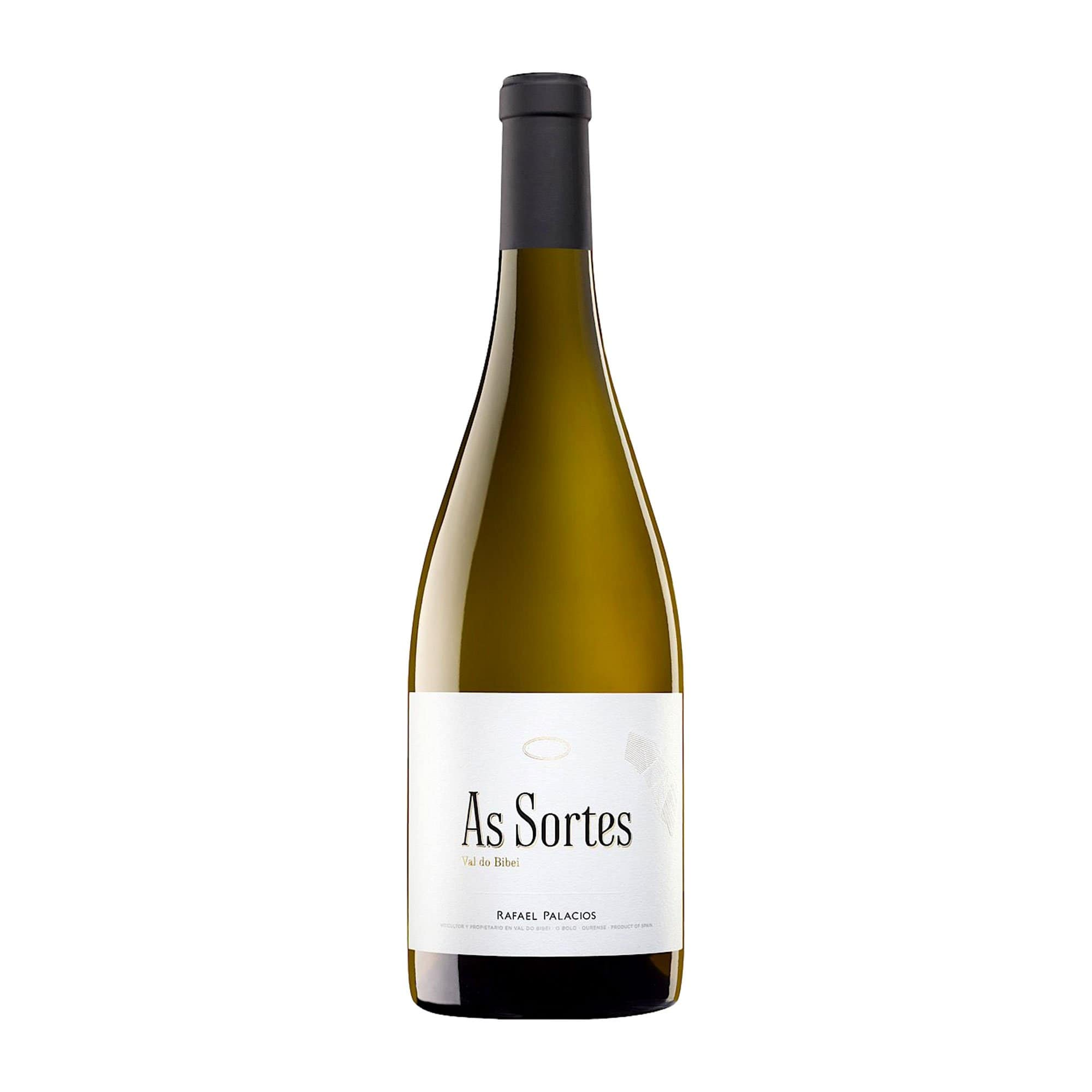 White Wine Rafael Palacios Godello As Sortes 2019