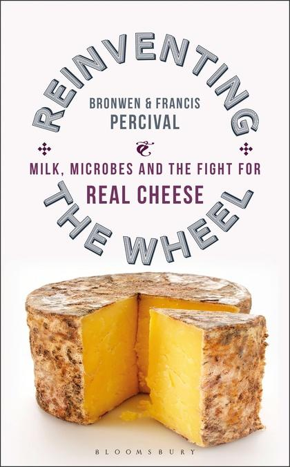 Glassware and Accessories Reinventing the Wheel: Milk, Microbes, and the Fight for Real Cheese (4397851607063)