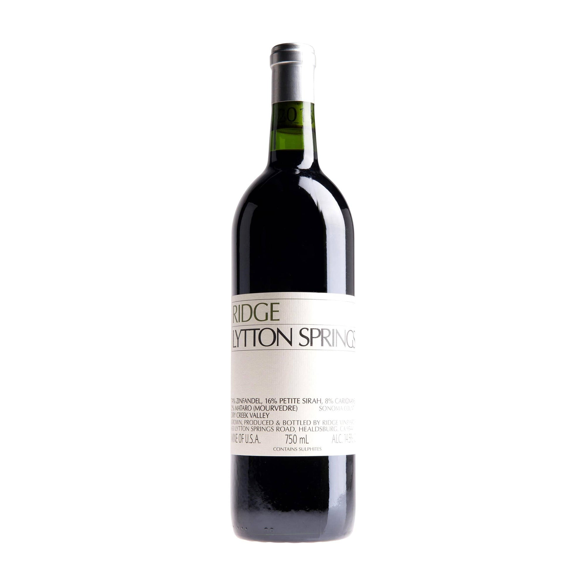 Red Wine Ridge Lytton Springs 2018 (Magnum)