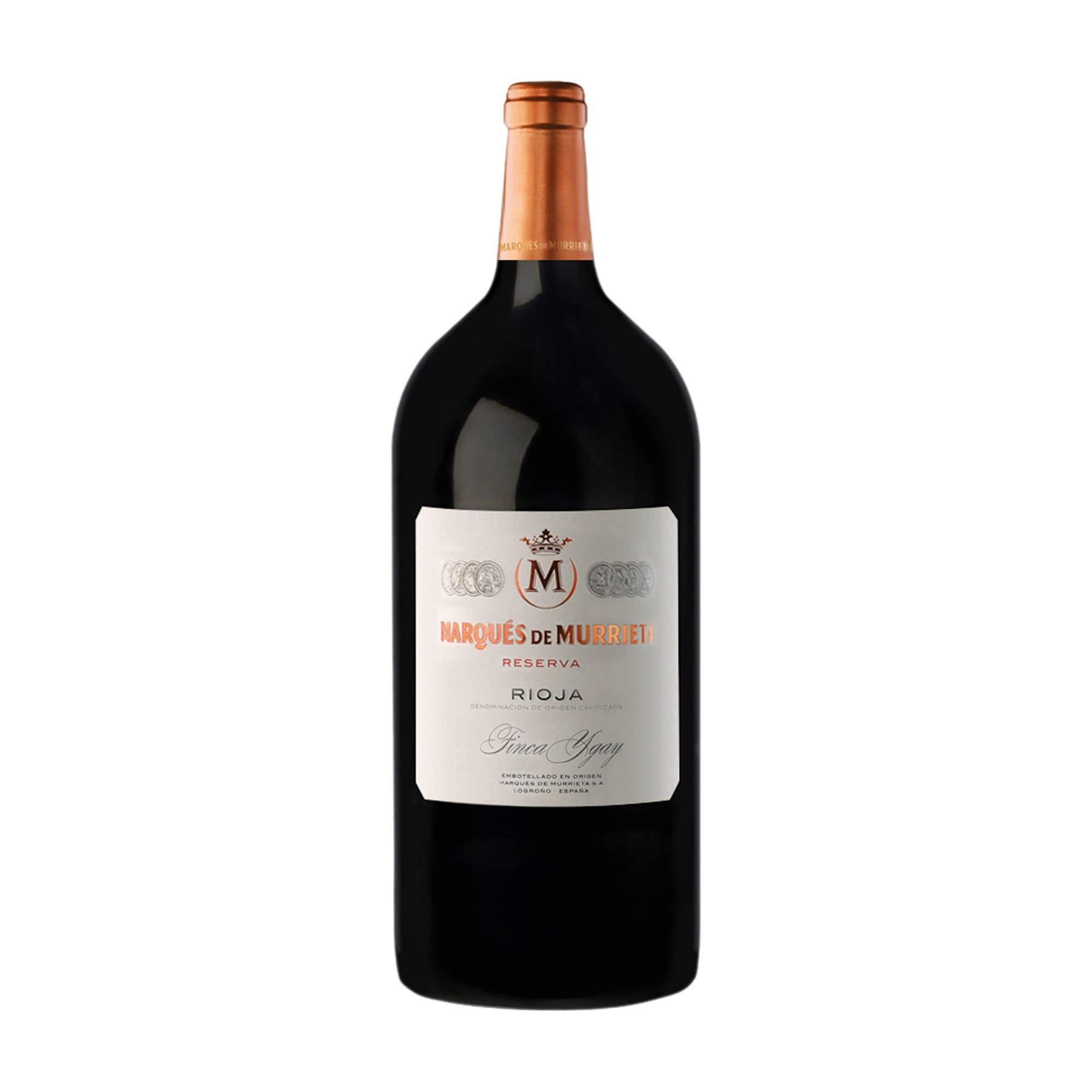 Red Wine Rioja Reserva Marques de Murrieta 2016 (Double Magnum Gift Box)