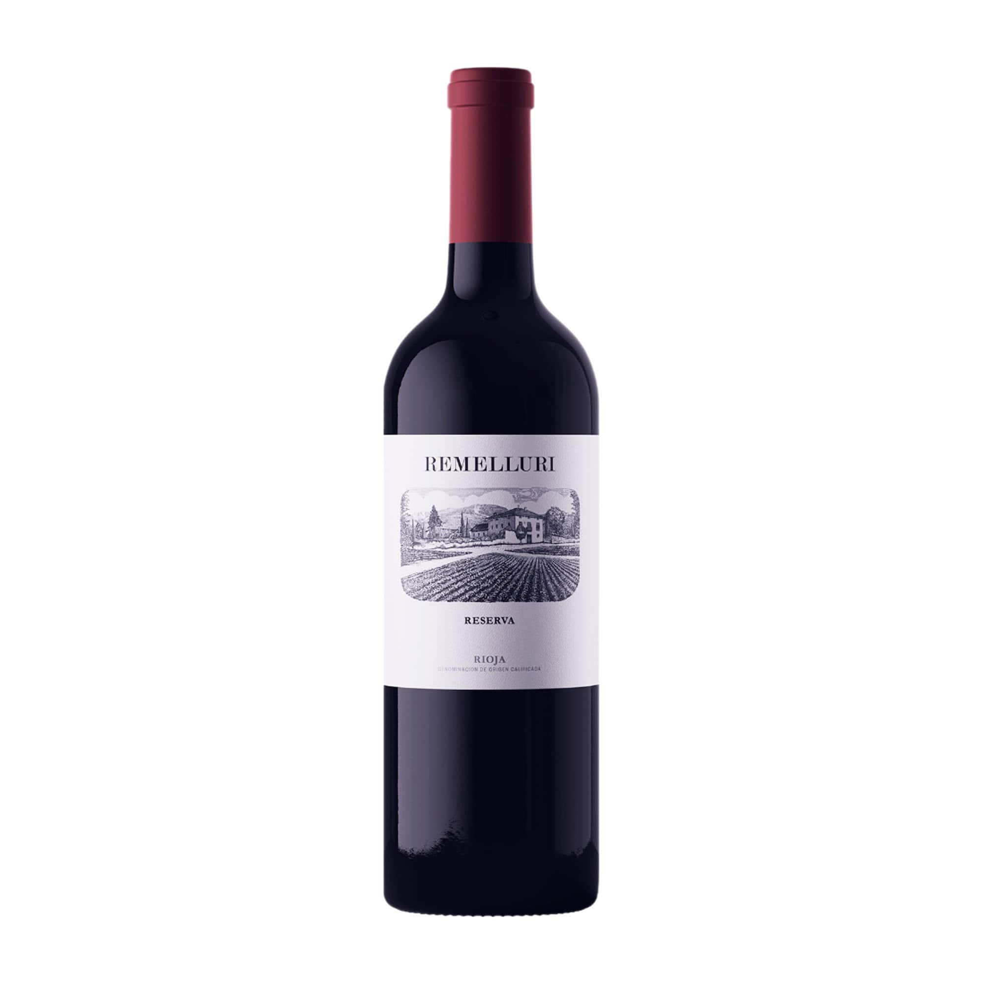 Red Wine Rioja Reserva Remelluri 2013
