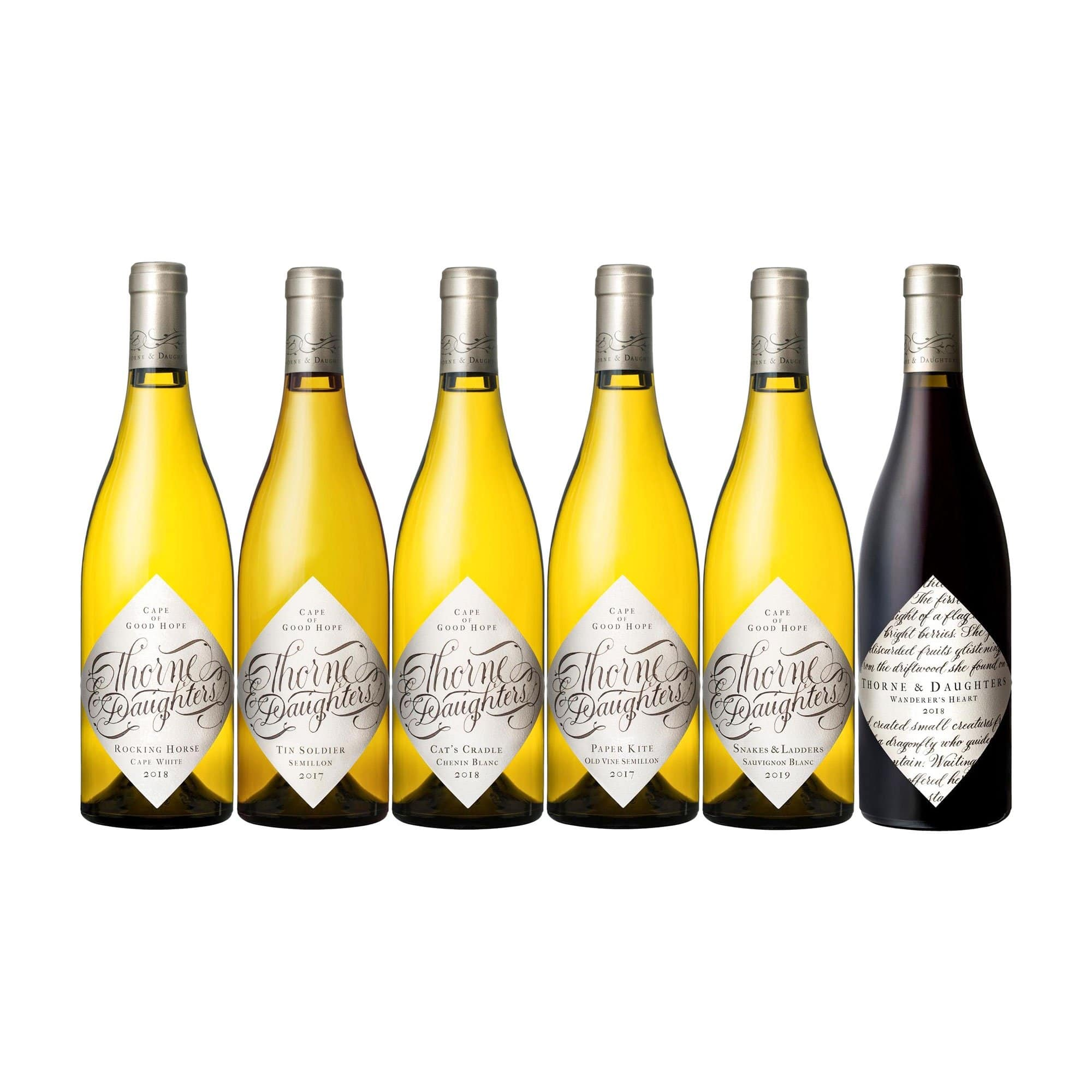Mixed Case Thorne & Daughters '2019 Release case' (6 bottle) (4531623723031)