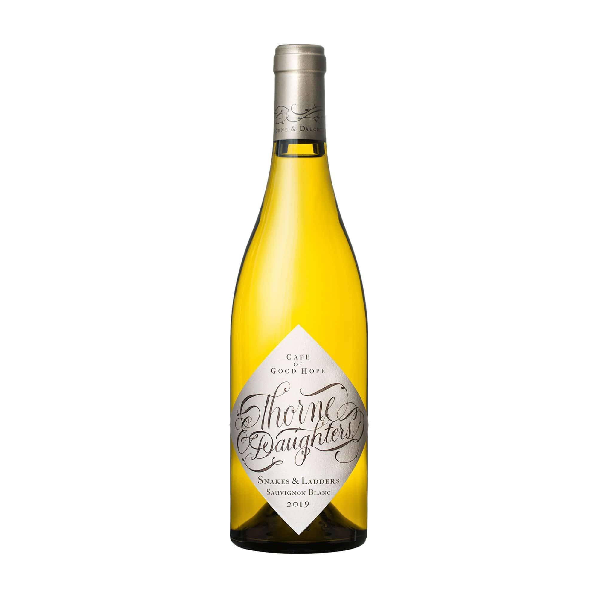 White Wine Thorne & Daughters Snakes & Ladders Sauvignon Blanc Western Cape 2019 (4531622182935)