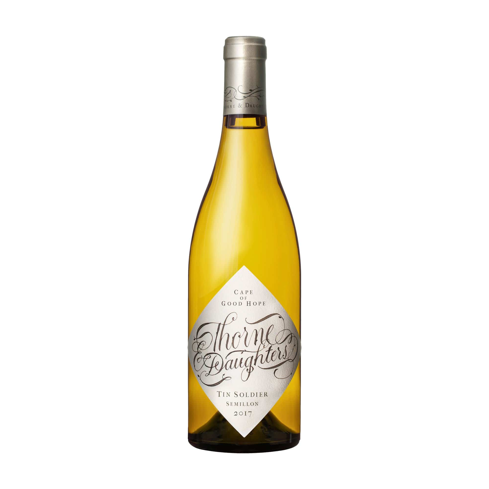 White Wine Thorne & Daughters Tin Soldier Semillon Gris Swartland 2019