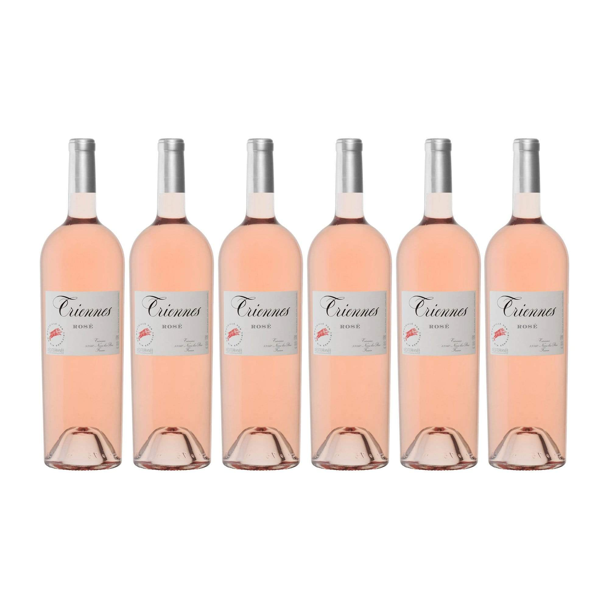 Rosé Wine Triennes Provence Rosé 2020 (Case of 6 Magnums)