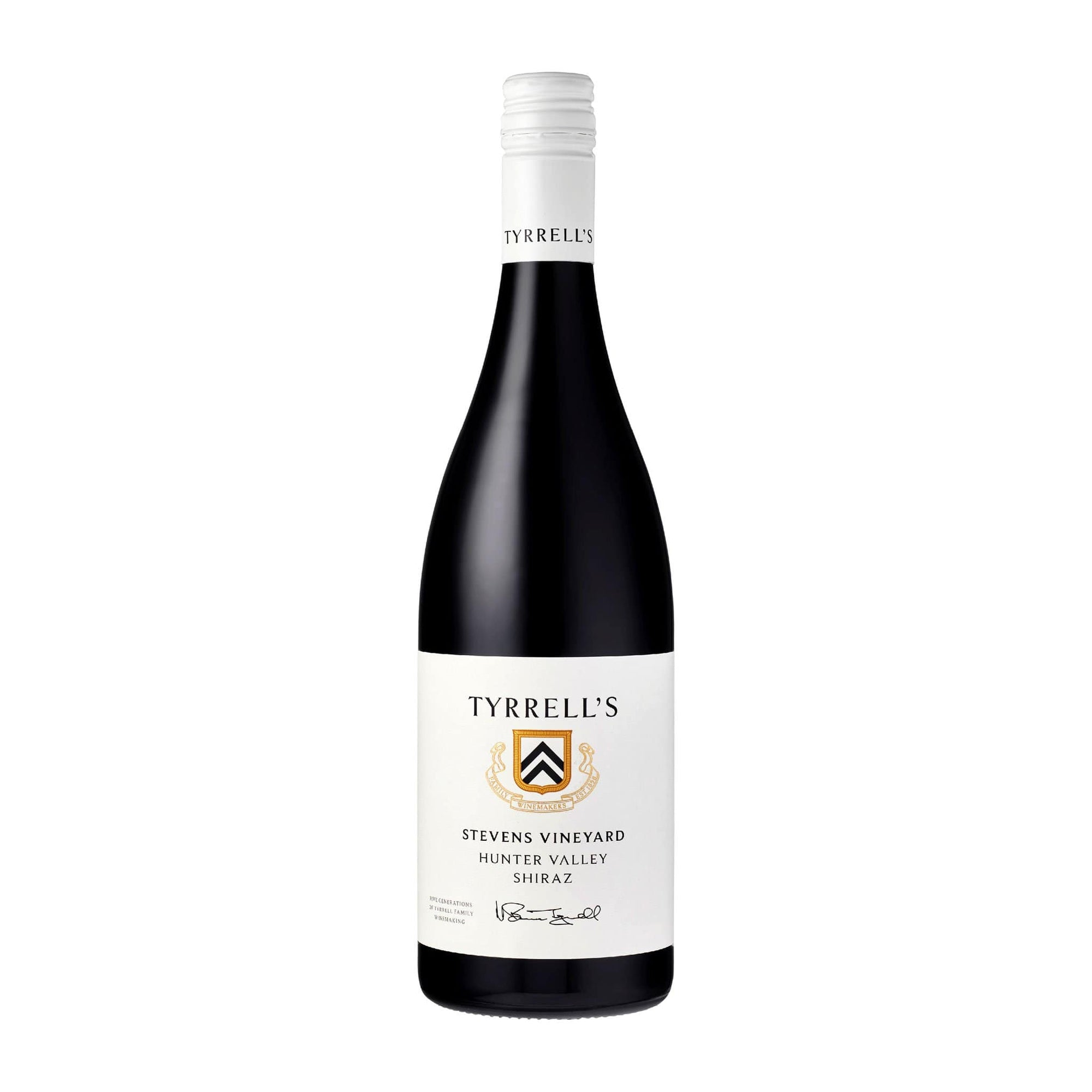 Red Wine Tyrrell's Stevens Shiraz 2014