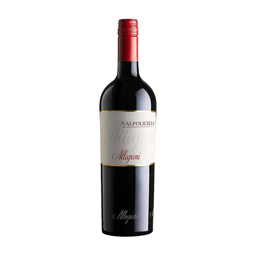 Red Wine Valpolicella Allegrini 2018 (Half Bottle)