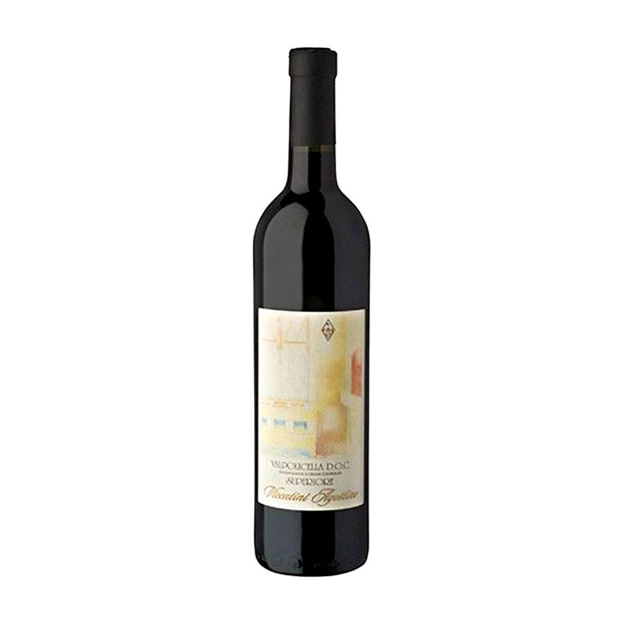 Red Wine Vicentini Agostino Valpolicella Superiore 2016