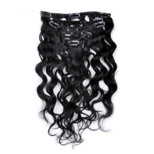 Brazilian Wavy | Clip-In Extensions