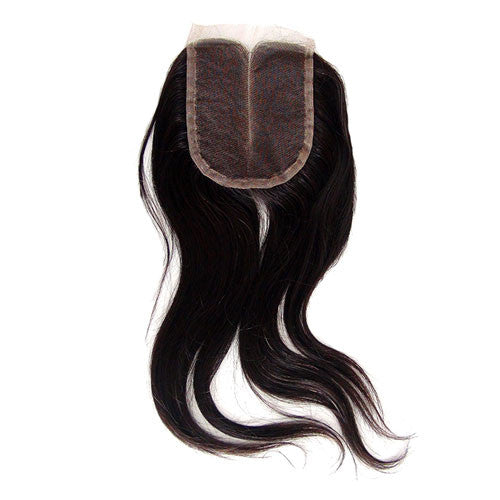Peruvian Straight | Swiss Lace Closure