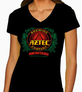 Women's Aztec Logo Design