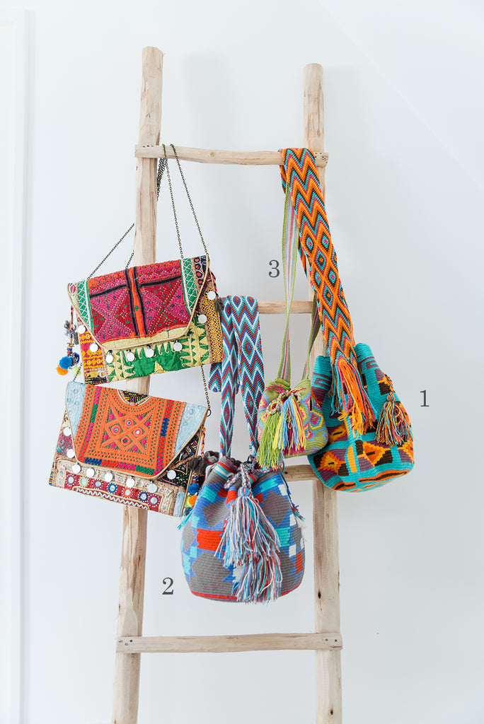 Wayuu Mochila Bag Large