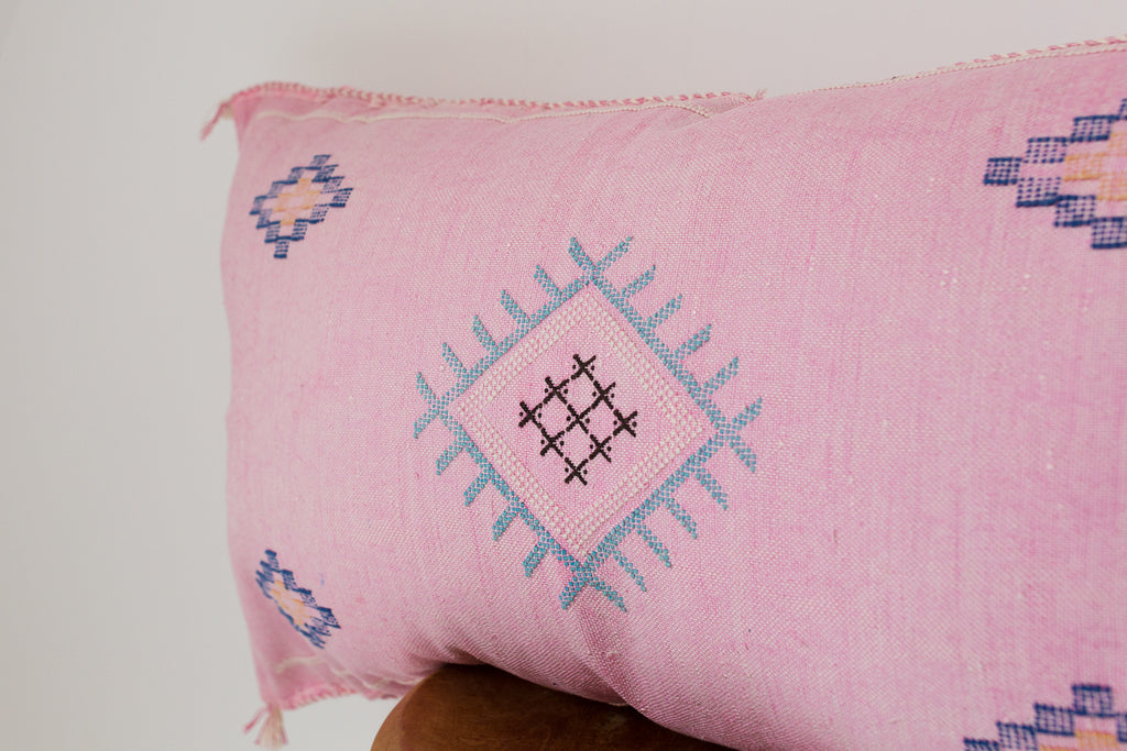 Cactus Silk Cushion Cover Lumbar XL