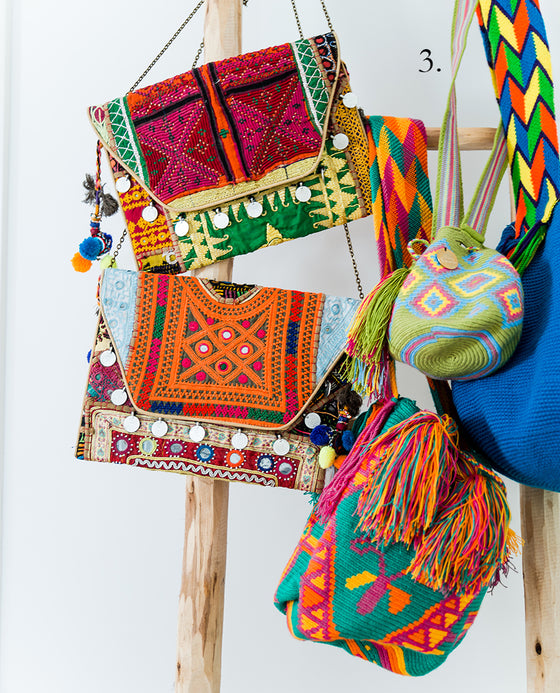 Wayuu Mochila Bag Small