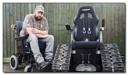 Top 15 Pimped Out Wheelchairs Kd Smart Chair