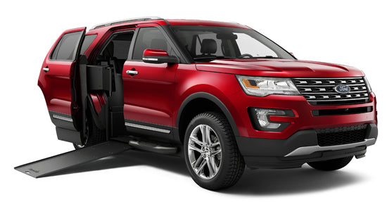 Key Features Include Increased Interior Room, An Automatic Ramp, Removable  Passenger And Driver Seats Plus Sliding Doors.
