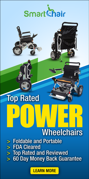 Power Wheelchair Buying Guide – KD Smart Chair