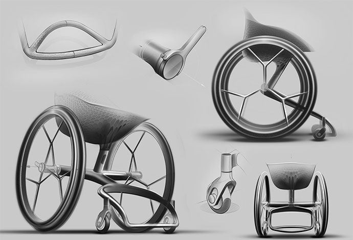 The 3D Printed Wheelchair: A New Level of Comfort?