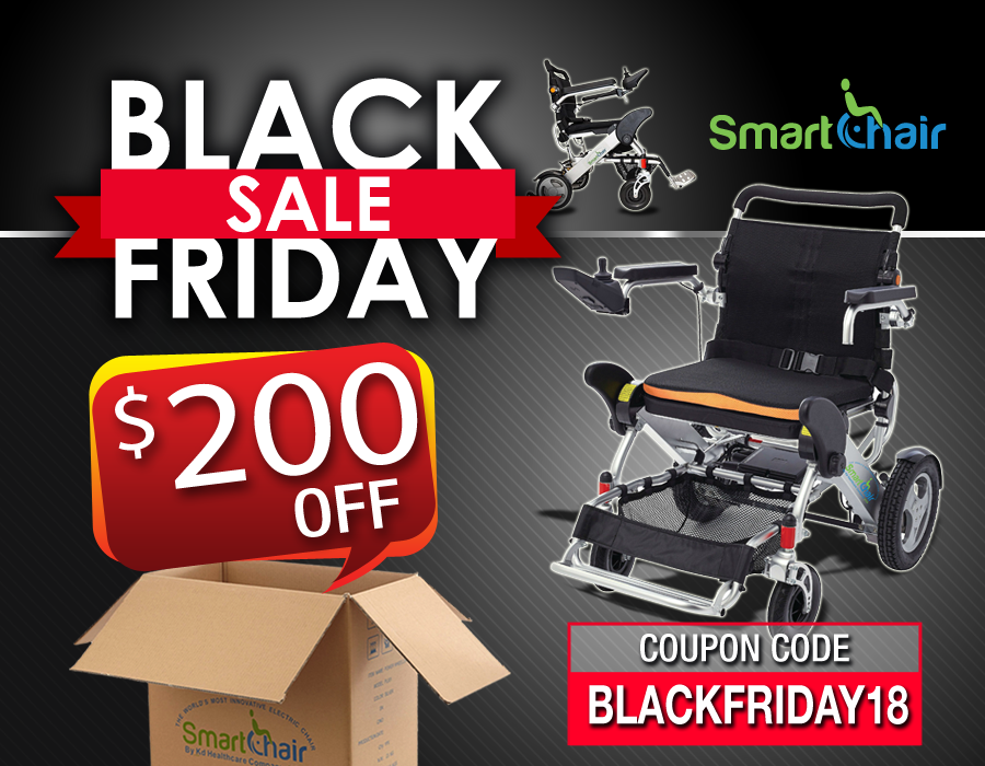 Black Friday Sale On Electric Power Wheelchairs Kd Smart