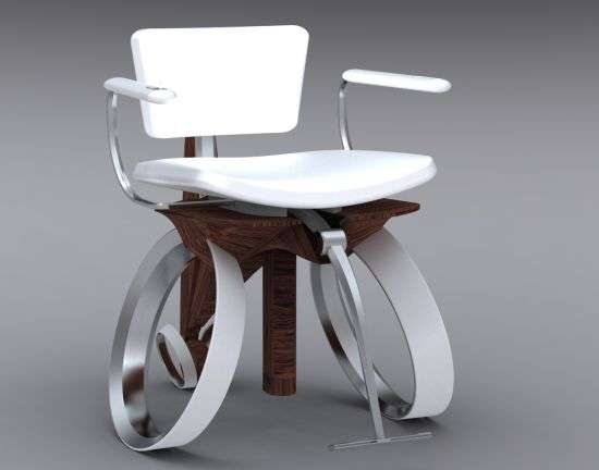 4. Sprightly Wheelchairs