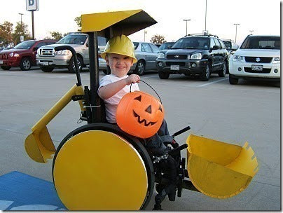 Top 15 Halloween Wheelchair Costumes Decorations