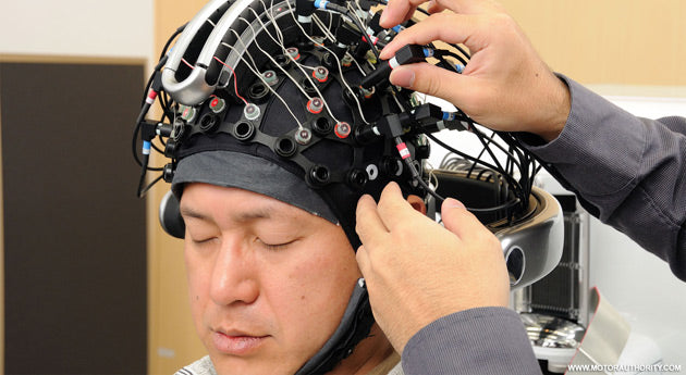 Toyota Technology Allows Brain Waves to Move Wheelchair