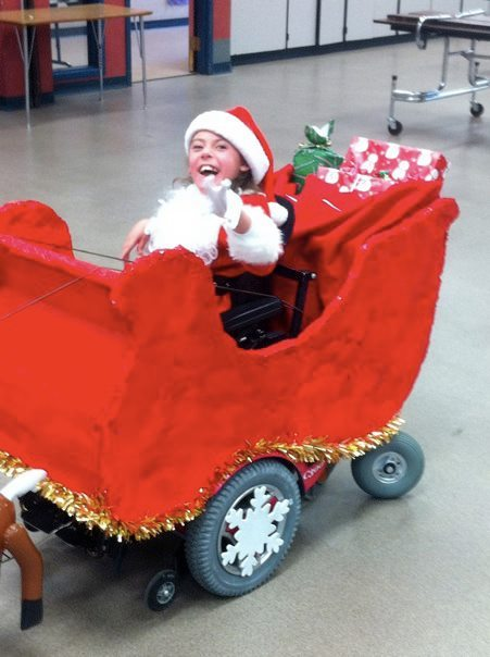 10 Best Wheelchair Decorations For Christmas Kd Smart Chair