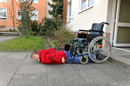 Wheelchair safety guide fall prevention accidents tips for How to motorize a wheelchair