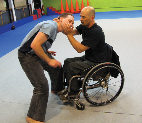 10 Self Defense Techniques For Wheelchair Users Kd Smart