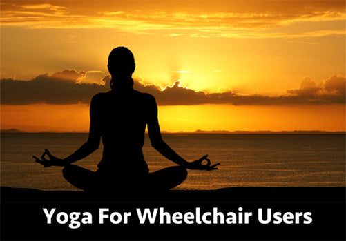 Yoga for Wheelchair Users: 8 Poses