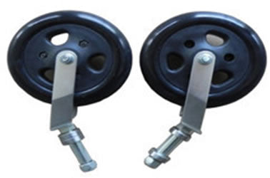 Smart Chair Front Wheel Assembly