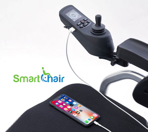 Heavy Duty KD Smart Chair SE Power Wheelchair