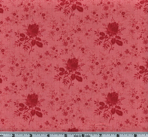 RJR True Vintage By Robyn Pandolph 0010 1 Red Roses By The Yard