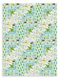 Riley Blake Designs Pre-cut 12 Block Log Cabin Quilt Kit - Sweet Baby Boy