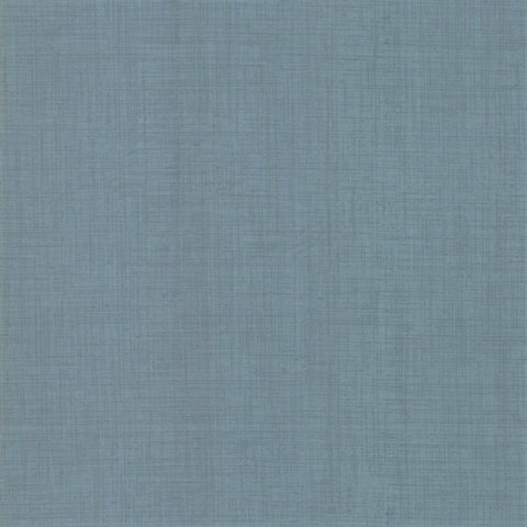 Moda French General Tres Jolie Lawns 13529 167LW Woad Linen Texture By The Yard