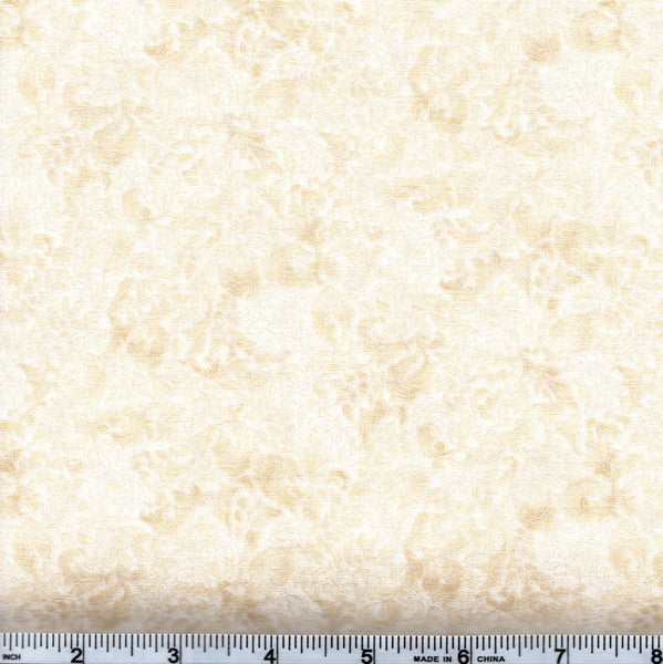 Kaufman Metallic Fusions Regent 13694 284 Bone By The Yard