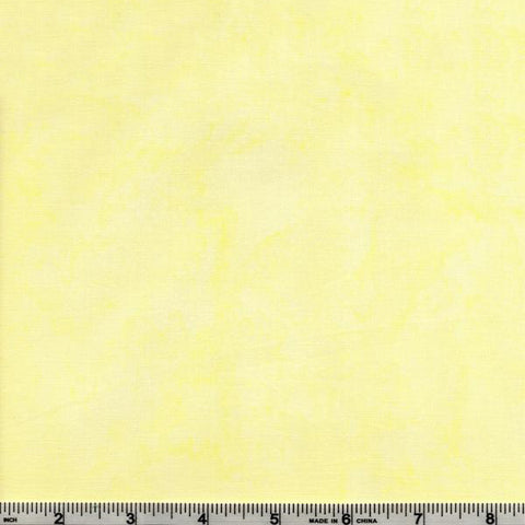 Anthology Batik Lava Basics 1416 Lemon Cream Watercolor By The Yard
