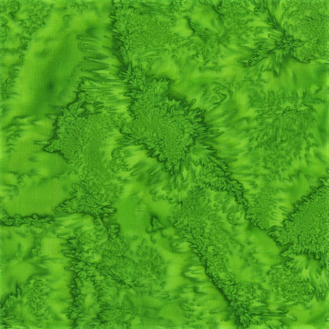 Anthology Bali Batik Lava Solids 1434 Grass Watercolor By The Yard