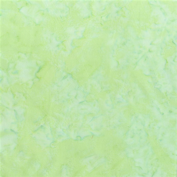Anthology Bali Batik Lava Solids 1437 Spearmint Watercolor By The Yard