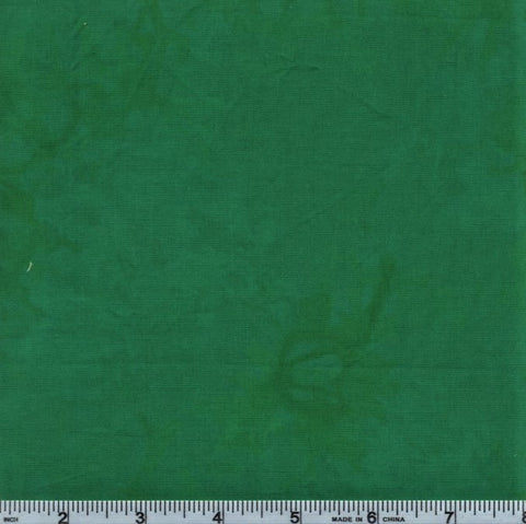 Anthology Batik 1617 Emerald Watercolor By The Yard