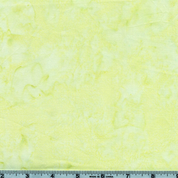 Anthology Batik Lava Basics 1625 02 Limeade Watercolor By The Yard